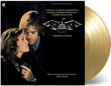 Original Soundtrack  ‎– 3 Days Of The Condor Numbered Gold LP Vinyl NEW!