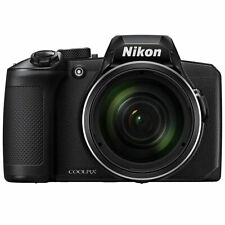 Nikon Coolpix B600 16Mp 60x Optical Zoom Wi-Fi Digital Camera Black Refurbished