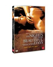 My Night Is More Beautiful Than Your Day,1989 (DVD,All,New) Sophie Marceau