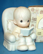 Precious Moments Figurine 015784 ln box The Story of God's Love