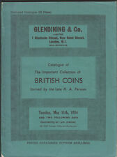More details for glendining - ha parsons 1954 important collection of british coins priced named