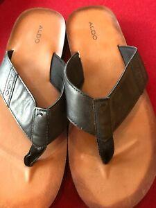 Aldo Solid Sandals \u0026 Flip Flops for Men
