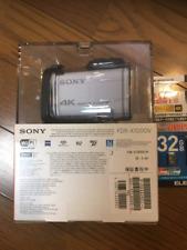 SONY FDR-X1000V 4K action + offer