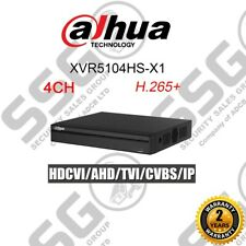 Dahua XVR5104HS-X1 Lite Mini Digital 4CH Video Recorder 1080p DVR CCTV 6MP IP