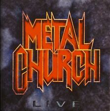 CD - Metal Church - Live - A134 - RAR