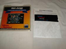 "Mah Jongg 5.25"" Floppy disk Shareware version"