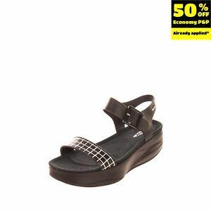 RRP €235 MBT Leather Slingback Sandals EU 43 UK 9 US 12-12.5 Barefoot Technology