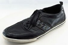 Helix Shoes Size 9 M Black Fashion Sneakers Synthetic Men