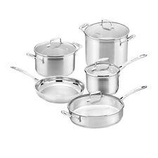 SCANPAN Impact 5pcs Cookware Set Stainless Steel | 639