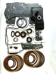 6T30 Transmission Rebuild Kit with Filter & Clutches  2008 Up fits Aveo Cruze