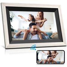 "HD Smart WiFi Digital Photo Frame Picture - 12.5"" Jeemark F30 - MSRP $190.00"