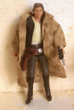 Star Wars: Han Solo Trench Coat  The Vintage Collection 2011