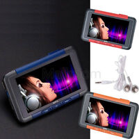 "8GB Slim MP3 MP4 MP5 Musik Spieler 4.3""TFT LCD Screen FM Radio Video e-Book FILM"