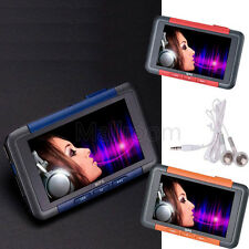 "8GB Slim MP3 MP4 MP5 Musik Spieler 4.3""TFT LCD Screen FM Radio Video e-Book FILM"
