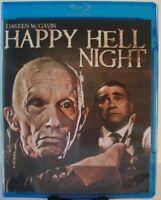 Happy Hell Night Blu-ray (2016 - Code Red - OOP) ~ Slasher, Darren McGavin