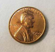 1960 D/D RPM1 Linclon Memorial Cent ~ Mint Error Coin ~ Double D Mintmark