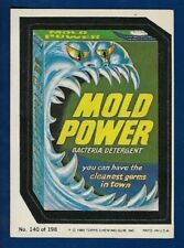 1980 Topps Wacky Packages #140 Mold Power (NM) Album Sticker