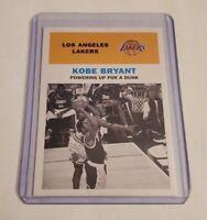 R59,664 - 1998-99 Fleer Vintage '61 #1 Kobe Bryant Lakers - Michael Jordan -