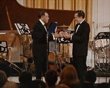 President Richard Nixon gives Medal of Freedom to Duke Ellington New 8x10 Photo