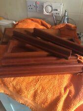 Vintage Mah Jong Wooden Racks