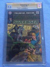 Phantom Stranger #3 (Sep-Oct 1969 DC) CGC SS Graded 7.5 SIGNED BY NEAL ADAMS