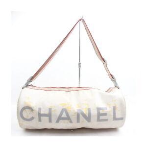 Chanel Shoulder Bag  Whites Rubber 1428124
