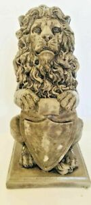 Latex mould for making this Stunning Large Lion Statue