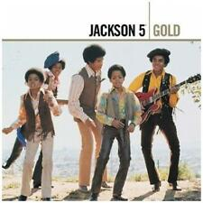 JACKSON 5 Gold  NEW CLASSIC SOUL MOTOWN 2x CD Set R&B MICHAEL JACKSON (MOTOWN)