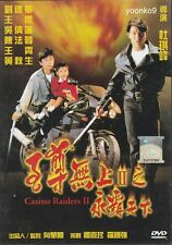 Casino Raiders II (1991) English Sub_ Movie DVD Collection _ Andy Lau ,Dave Wong