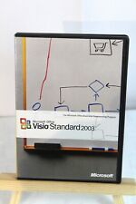 Microsoft Office Visio Standard 2003 Product Key & Manual! + Office Trial Page!