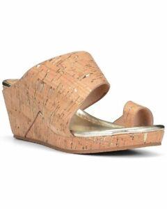Donald Pliner Gretta Cork Wedge Sandal Women's