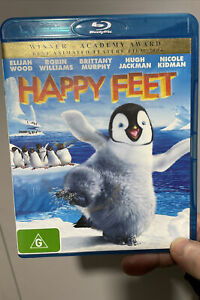 Happy Feet ( Blu-ray )