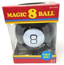 Retro Magic 8 Ball Toy Throwback Seek Advice Secret Message Upside Down Answers