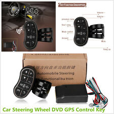 Car Suv Steering Wheel Wireless Remote Control Kit For Car Dvd Player Gps System