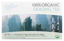 Prince of Peace - Organic Oolong Tea - 100 Tea Bags