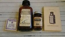 Vintage Pharmaceutical items
