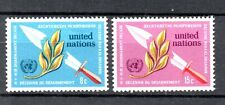 United Nations stamp set MNH unmounted mint A5