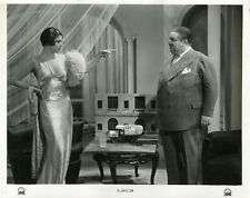 """TOPAZE"" Photo originale 1932 (Louis GASNIER / Edwige FEUILLERE, PAULEY)"