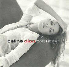 Céline Dion ~ One Heart ~ CD Epic/Sony Music 2003 ~ FREE Shipping USA