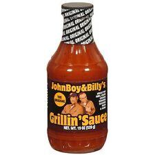John Boy & Billy's Original Grillin' Sauce 19 oz