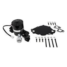Ford 289/302/351W Electric Water Pump - 35 GPM Black Powder Coat