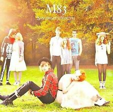 M83 Saturdays = Youth CD NEW Mute 9384-2 electronic shoegaze ambient