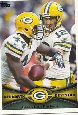 Topps Green Bay Packers Original Single Football Cards