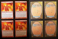 4x Power of Fire - Shadowmoor