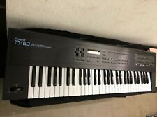 Roland D 10 Synthesizer inkl.Tasche
