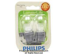 NEW Philips 3357 Automotive 2-Pack 3357LLB2 Bulb