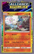 Pierroteknik - SL10:Alliance Infaillible - 32/214 -Carte Pokemon Neuve Française