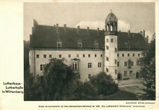 AK*   Lutherhaus-Lutherhalle in Wittenberg (AB)20790