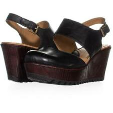 High (3 in. to 4.5 in.) Wedge Mary Janes Medium Width (B, M) Heels for Women