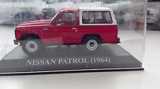 NISSAN PATROL  1984   NQC AÑOS 80   -1/43-    ALTAYA-IXO NUEVO-NEW